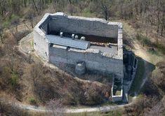 Márévár – Wikipédia Hungary, Abandoned, Aquarium, Europe, Country, Travel, Medieval, Flag, Photos