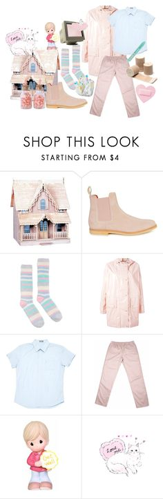 """""""oc - professor periwinkle"""" by blackpool ❤ liked on Polyvore featuring Dollhouse, Common Projects, Joules, Moncler, Christian Dior, Folk, Precious Moments, men's fashion, menswear and originalcharacter"""