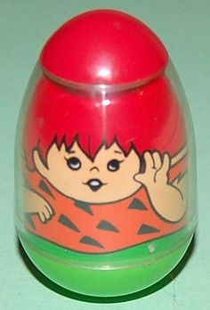 Pebbles Weeble