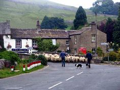 Kettlewell, Wharfedale, North Yorkshire