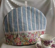Ribbons and Lace Tea Cozy