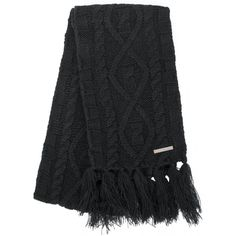 Trespass Womens/Ladies Iceland Knitted Winter Scarf