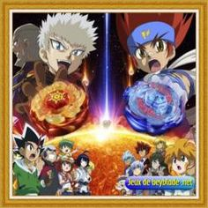 Beyblade metal master combattant
