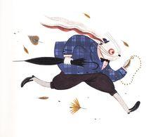 Julia Sarda, Alice In Wonderland 1, Sweet Drawings, Poster Design Inspiration, Children's Book Illustration, Illustrators, Character Art, Stuff Stuff, Wall Papers