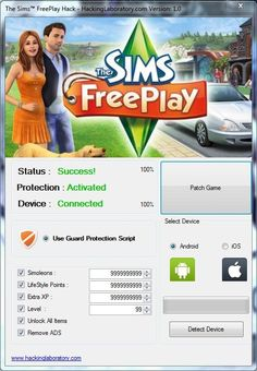 Here is what you searched - The sims free play hack cheats. The 2017 version of The sims free play hack cheats finally working.