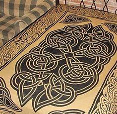 Wholesale Tapestry - Beige Celtic Sign Tapestry/Bedspread $9.95 @ 72x108= 2@ 35