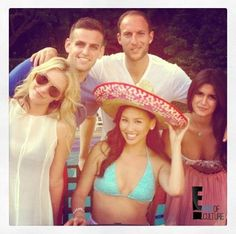E! Orders 'Rich Kids of Beverly Hills' to Series.  Seriously?  People watch this trash?
