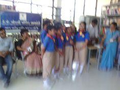 World Book Day @ NCPS Bharuch