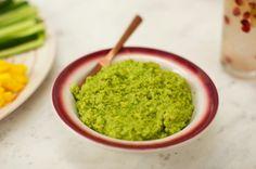 Pasta de ervilha com abacate | Panelinha - Receitas que funcionam