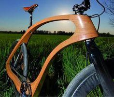 10 Free Wooden Bike Plans: Make Your Own Wood Recumbent, Bamboo Bike and More! | #GeorgeTupak
