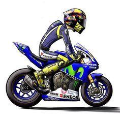Motogp, Bike Couple, Motorcycle Suit, Valentino Rossi 46, Honda Motorcycles, Bike Art, Bike Design, Sport Bikes, Cool Bikes