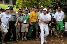 Love Bubba! If Phil couldn't win the Masters I'm glad it was Bubba!