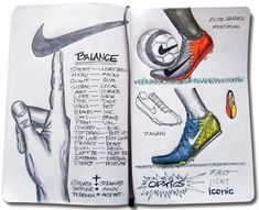 Nike's Mark Parker brings together extreme talents, whether they're basketball stars, tattooists, or designers obsessed with shoes.
