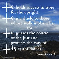 """#21 """"We can 'walk uprightly' (GNV) only because He bent down to carry His cross."""" http://www.lizcurtishiggs.com/2014/08/your-50-favorite-proverbs-21-sword-and-shield/"""