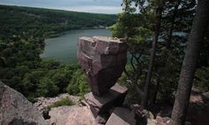 Lots of other state parks in the area (by Wisconsin Dells) that I want to check out, but this one is at the top of my list,