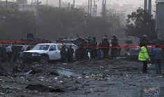 ارتفاع حصيلة ضحايا هجوم أفغانستان إلى 52 قتيلاً ومصاباً: أعلن مسؤولون أفغان ارتفاع حصيلة الضحايا جراء الهجوم المسلح على مركز تدريب تابع…