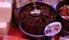 Pericana al estilo de Bocairent Chocolate Fondue, Salsa, Desserts, Valencia, Food, Gastronomia, Tomato Bread, Side Dishes, Salads