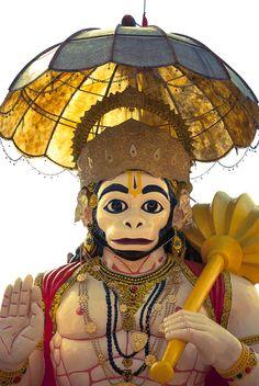 Monkey God, Nainital, India
