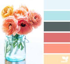 Succulent hues color palettes color schemes, design seeds и Colour Pallette, Colour Schemes, Color Combos, Blue Palette, Design Seeds, Color Pop, Color Stories, Color Theory, Color Inspiration