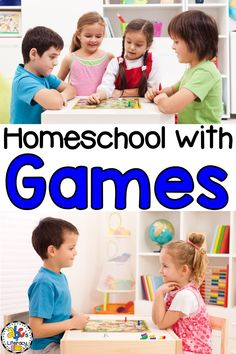 Do you want your homeschool day to be full of fun and games? But, you're worried that your kids won't learn everything that they need to know. What if I told you that your kids can learn through play - playing games?! Gameschooling is simply using games to teach your children everything from addition, sight words, geography, and much more.. Click on the picture to learn more about the benefits of game-based learning! #gameschooling #gameschool #homeschoolingwithgames #homeschooling #homeschool