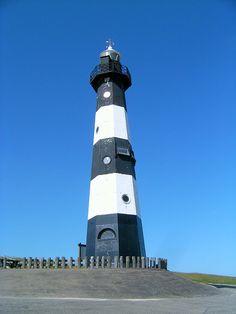 Leuchtturm Breskens, Zeeland, Niederlande