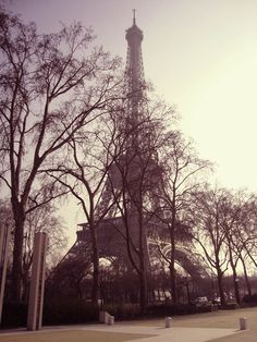 Torre Eiffel Marzo 2011
