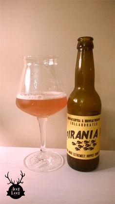 Browar Widawa & Browar Kopyra z piwem Pirania