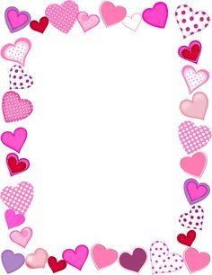 """Résultat de recherche d'images pour """"cadre coeur pour word"""""""