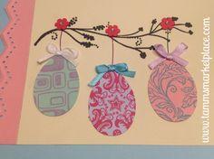 Easter Cards set of 4 JAC014