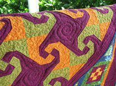quilting | NTG quilting detail