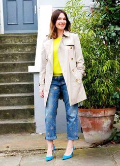How to get out of a style rut. Get more tips and style advice at http://Redonline.co.uk?utm_content=bufferfebe0&utm_medium=social&utm_source=pinterest.com&utm_campaign=buffer