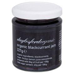 Daylesford Organic Blackcurrant Jam