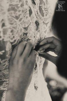 Nora Sarman Wedding Dress