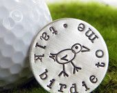 My kind of ball marker for GOLF!