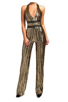 62a16e58da35 The  MONIKA  jumpsuit is part of the MERABI Limited Edition collection.  It s embellished