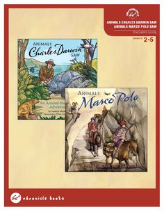 Teacher's Guide for Animals Marco Polo Saw and Animals Charles Darwin Saw