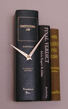 wall clock for reading time perhaps?