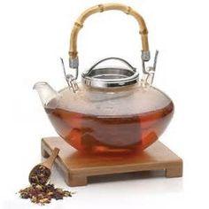 Zen Glass Teapot