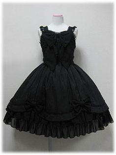 Angelic Pretty / Jumper Skirt / Silky Princess JSK