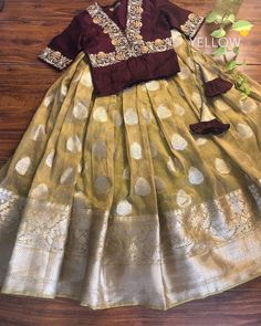 Indian Fashion Dresses, Indian Gowns Dresses, Indian Designer Outfits, Baby Frocks Designs, Kids Frocks Design, Frocks For Girls, Dresses Kids Girl, Baby Dresses, Stylish Dress Designs