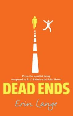 Dead Ends- Dane Washington and Billy D couldn't be more different. Dane is clever and popular, but he's also a violent rebel. Billy D has Down syndrome, plays by the rules and hangs out with teachers in his lunch break. But Dane and Billy have more in common than they think - both their fathers are missing. Maybe they'll just have to suck up their differences and get on with helping each other find some answers. It is a powerful, funny, moving - the ultimate coming-of-age novel.