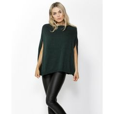Never Ending Winter Knit Top in Deluxe Green by FATE & BECKER.   This women's knit top has a high scoop neckline with capped sleeves that open up. This knit top has a relaxed and comfortable fit sitting approximately at the waistline. Comes in Strawberry, Deluxe Green.  Pair this knit top with jeans and boots for a night out with the girls or dress it down with leggings and sneakers. #winter #fashion #womensfashion #alibionline Jeans And Boots, Cap Sleeves, Night Out, Winter Fashion, Strawberry, Neckline, Tunic Tops, Leggings, Knitting