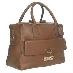 Tiny Tim Top Handle Anya Hindmarch Handbag - obsessed.
