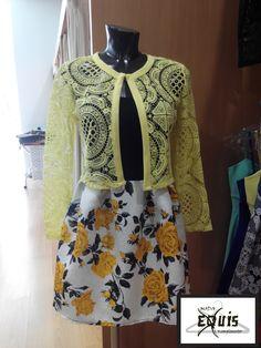 http://www.equismoda.com/   #equismoda #soytotalmenteequis #guapa #moda #tendencias #vestido #look #fashion