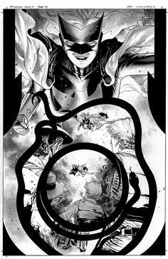 Batwoman 15 pg 20 | Flickr - Photo Sharing!