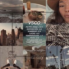 ••• Les tengo dos filtros espectaculares. VSC Photography Filters, Photography Editing, Fotografia Vsco, Vsco Effects, Best Vsco Filters, Vsco Themes, Photo Editing Vsco, Aesthetic Filter, Vsco Presets