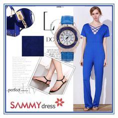 """""""Sammy Dress 24/30"""" by damira-dlxv ❤ liked on Polyvore"""