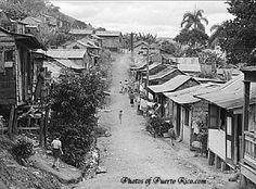 Barrio de Barranquitas PR 1940