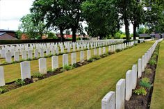 Military Cemetery, First World, World War, Stepping Stones, British, Outdoor Decor, Cemetery, Stair Risers, England