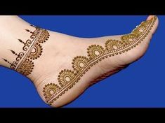In this article we mentioned the details about the Mehndi Design for Feet Henna Design for Feet, if you are interested in this article then read it. Henna Hand Designs, Dulhan Mehndi Designs, Mehandi Designs, Mehndi Designs Finger, Basic Mehndi Designs, Latest Bridal Mehndi Designs, Legs Mehndi Design, Mehndi Designs For Girls, Mehndi Designs For Beginners